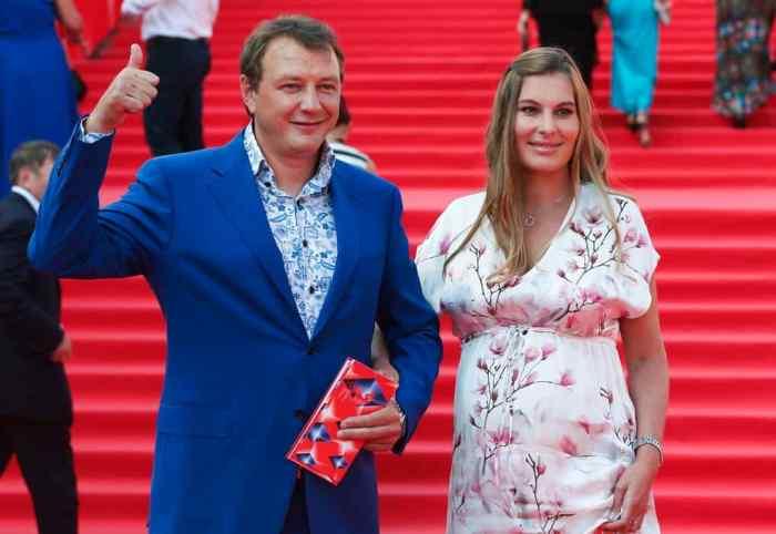 Марат Башаров и Елизавета Шевыркова | Фото: top10a.ru