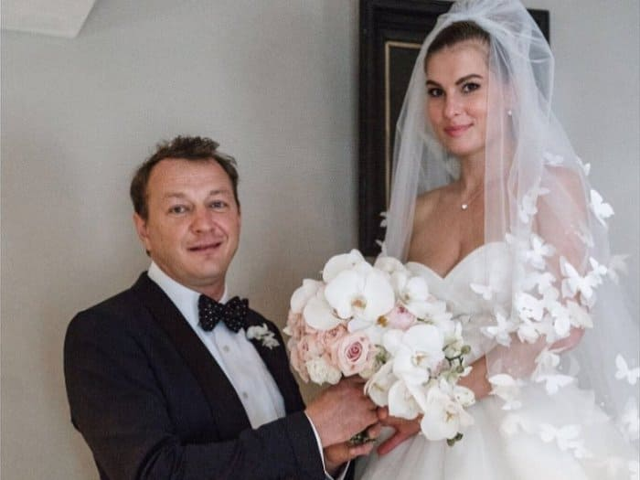 Марат Башаров и Елизавета Шевыркова | Фото: kino-teatr.ru