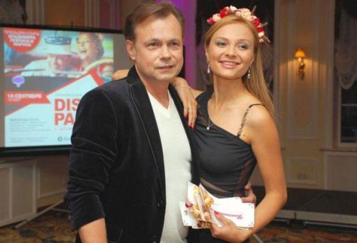Владимир Левкин с женой Мариной | Фото: uznayvse.ru
