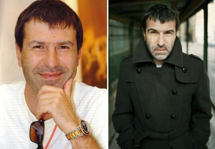 Писатель и актер Евгений Гришковец | Фото: kino-teatr.ru
