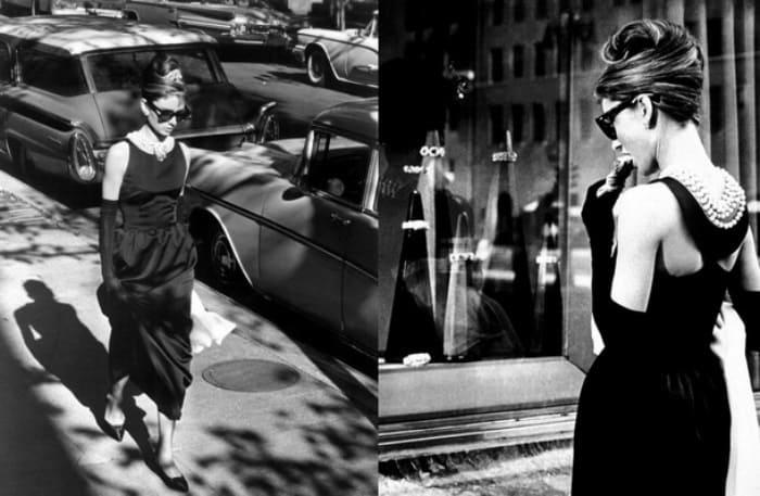 Одри Хепберн в фильме *Завтрак у Тиффани* | Фото: bella-lavanda.com