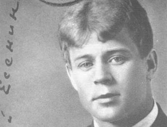 С. А. Есенин. Фотография с заграничного паспорта, 1922 | Фото: esenin-sergej.ru
