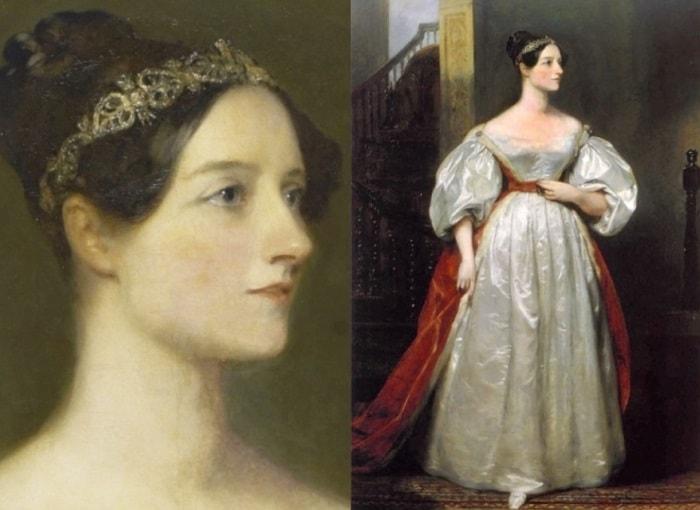 Маргарет Сара Карпентер. Портрет Ады Лавлейс, 1836   Фото: personbio.com