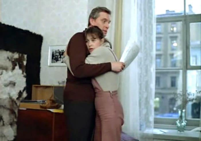 Кадр из фильма *Осенний марафон*, 1979 | Фото: kino-teatr.ru