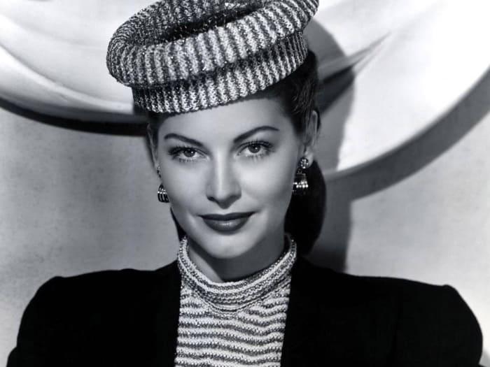 Звезда Голливуда 1950-х гг. Ава Гарднер | Фото: peoples.ru