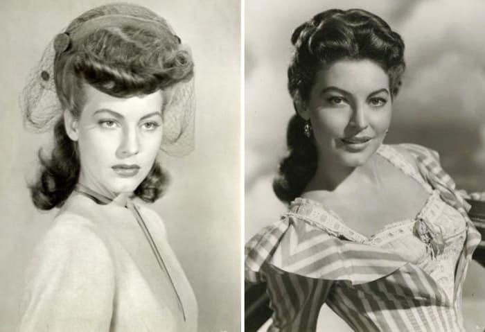 Звезда Голливуда 1950-х гг. Ава Гарднер | Фото: pailish.livejournal.com