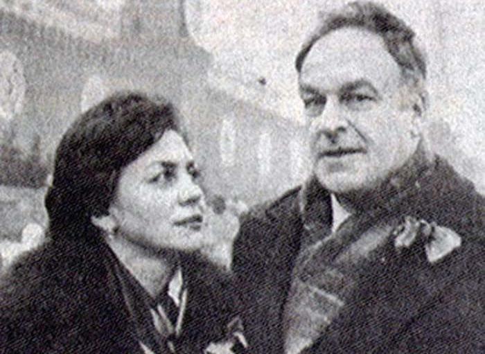 Аза Лихитченко и Игорь Кириллов | Фото: kino-teatr.ru