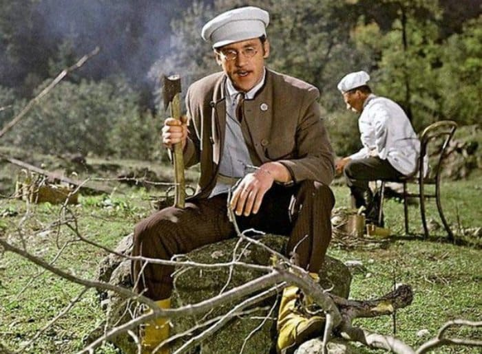 Владимир Высоцкий в роли фон Корена | Фото: echo.msk.ru