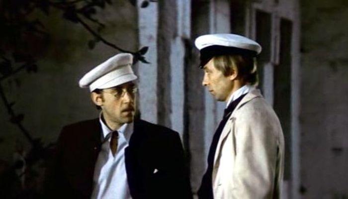 Кадр из фильма *Плохой хороший человек*, 1973 | Фото: vysotskiy-lit.ru