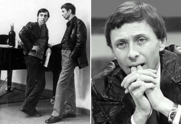 Владимир Высоцкий и Олег Даль, 1974 | Фото: echo.msk.ru, kino-teatr.ru