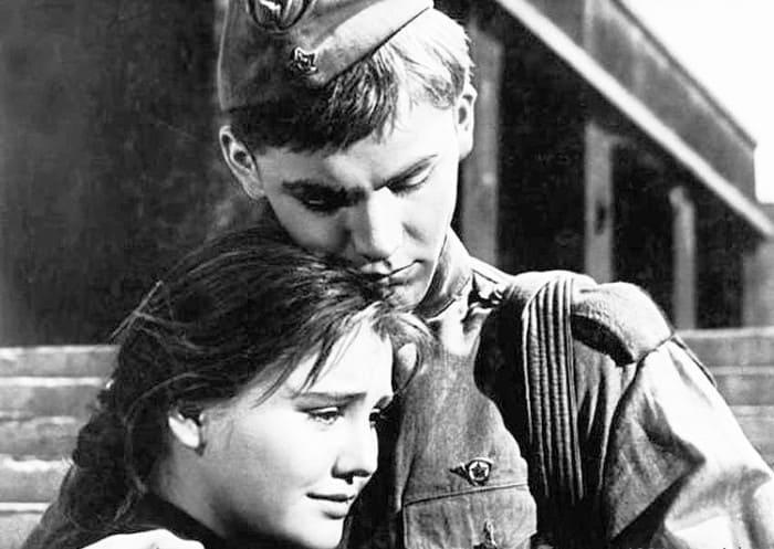 Кадр из фильма *Баллада о солдате*, 1959 | Фото: vokrug.tv