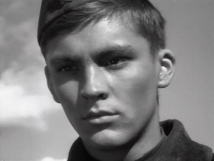 Владимир Ивашов в фильме *Баллада о солдате*, 1959 | Фото: kino-teatr.ru