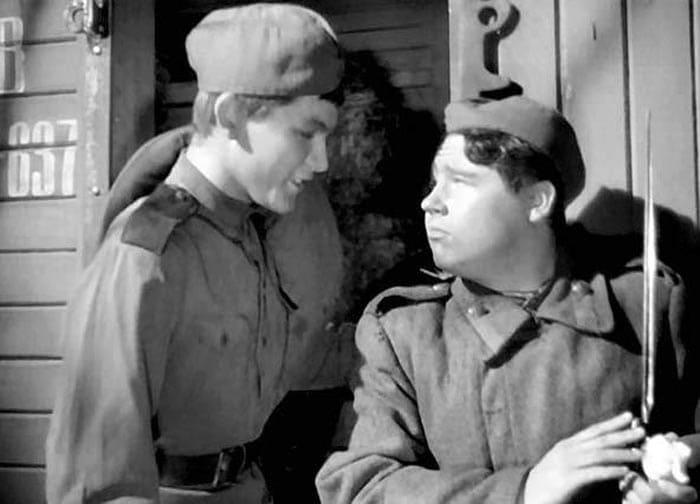 Кадр из фильма *Баллада о солдате*, 1959 | Фото: culture.ru