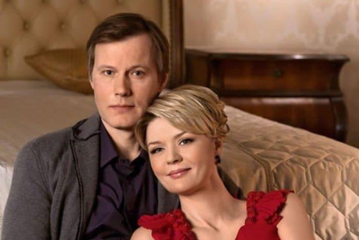 Актриса с мужем, Игорем Гординым | Фото: 24smi.org