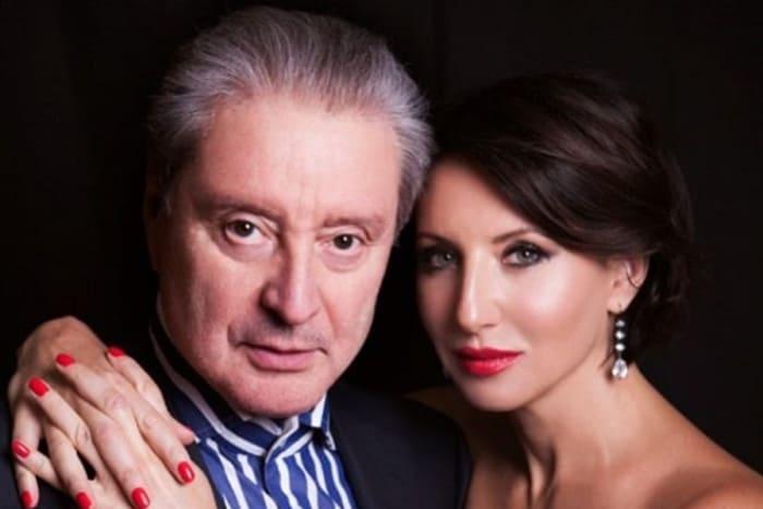 Актриса с отцом, Вениамином Смеховым | Фото: 24smi.org