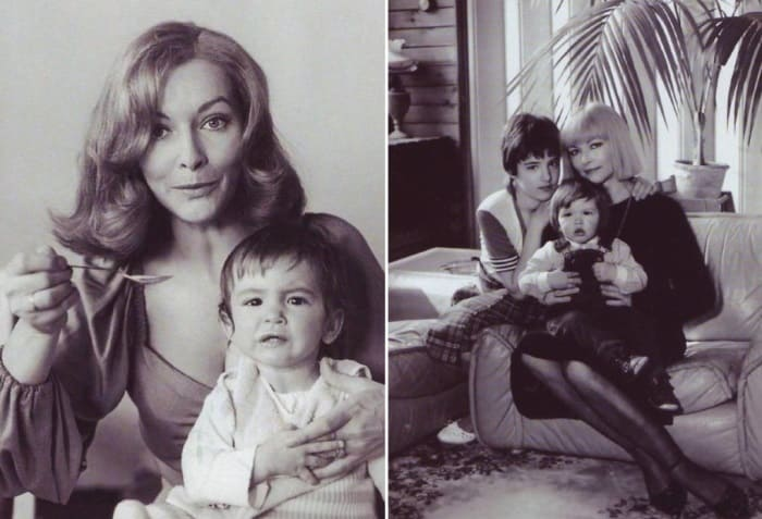 Актриса с дочерью и сыном | Фото: exclusive-magazine.ru