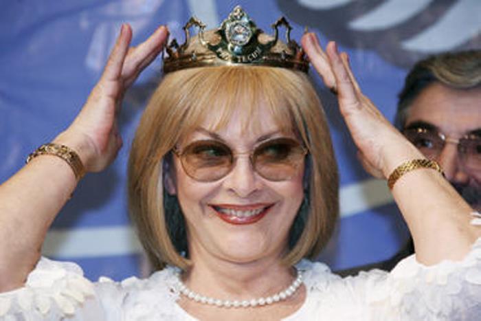 Польская актриса Барбара Брыльска | Фото: km.ru