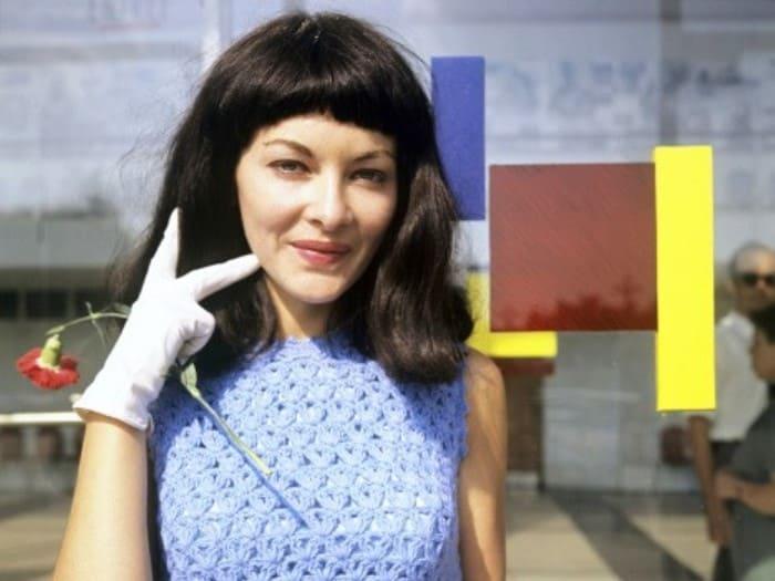 Актриса театра и кино Барбара Брыльска | Фото: kino-teatr.ru