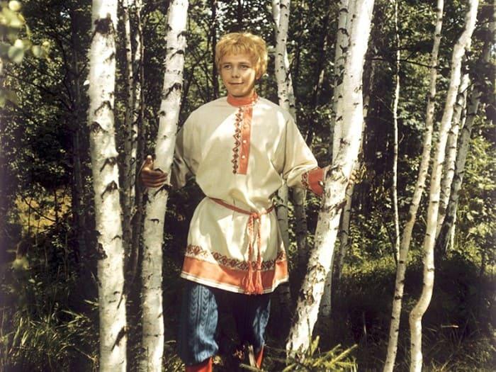 Алексей Катышев в фильме *Варвара-краса, длинная коса*, 1969 | Фото: tvc.ru