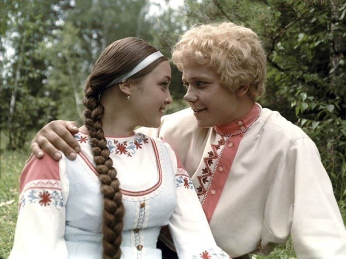 Кадр из фильма *Варвара-краса, длинная коса*, 1969 | Фото: tvc.ru