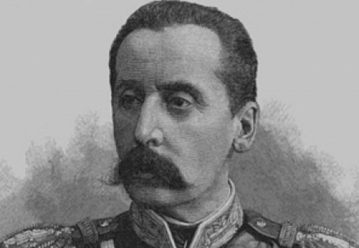 Генерал П. А. Черевин