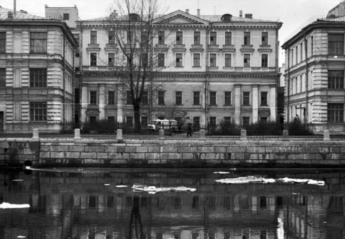 Здание Общины сестер милосердия им. Кауфмана, фото 1980-х