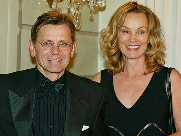 Михаил Барышников и Джессика Лэнг | Фото: rustars.tv