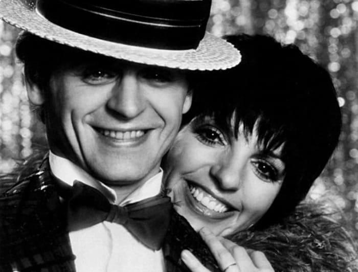 Михаил Барышников и Лайза Миннелли, 1980 | Фото: love-psy.ru