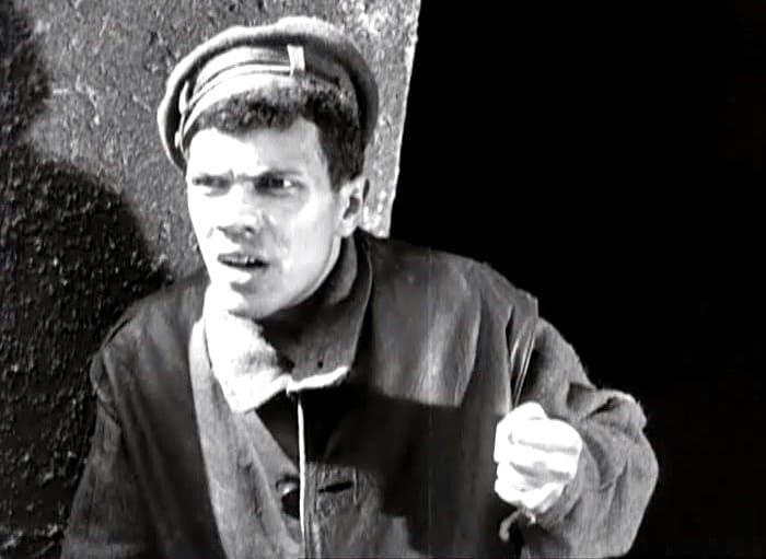 Николай Баталов в фильме *Аэлита*, 1924 | Фото: kino-teatr.ru