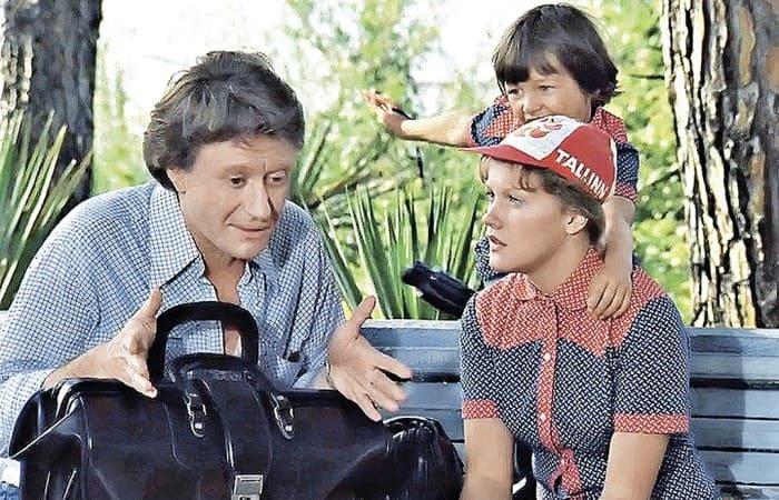 Кадр из фильма *Будьте моим мужем*, 1981 | Фото: kp.ru
