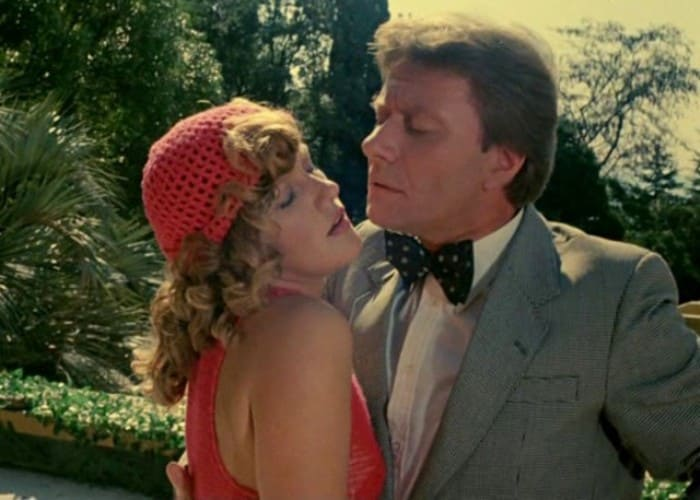 Кадр из фильма *Будьте моим мужем*, 1981 | Фото: kino-teatr.ru