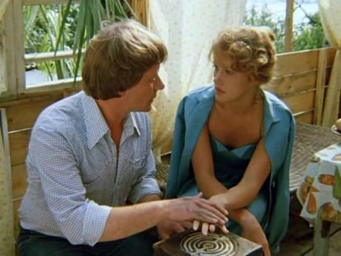 Кадр из фильма *Будьте моим мужем*, 1981 | Фото: vokrug.tv