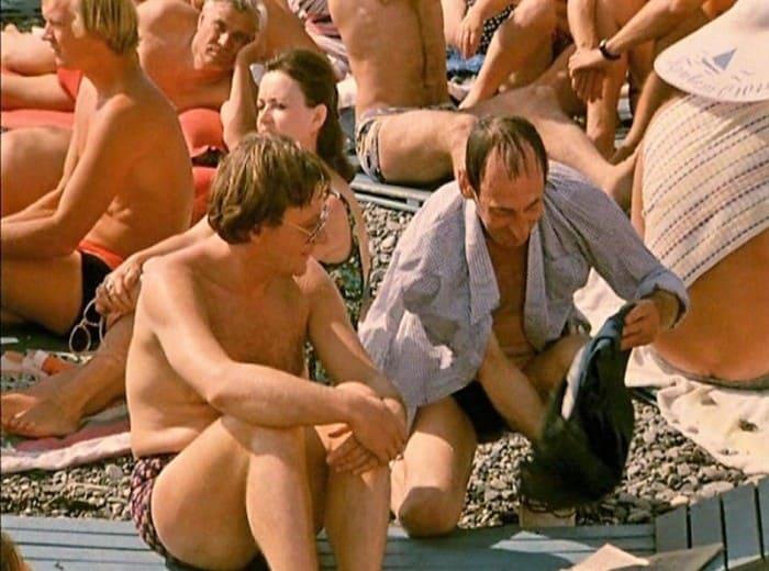 Кадр из фильма *Будьте моим мужем*, 1981 | Фото: domkino.tv