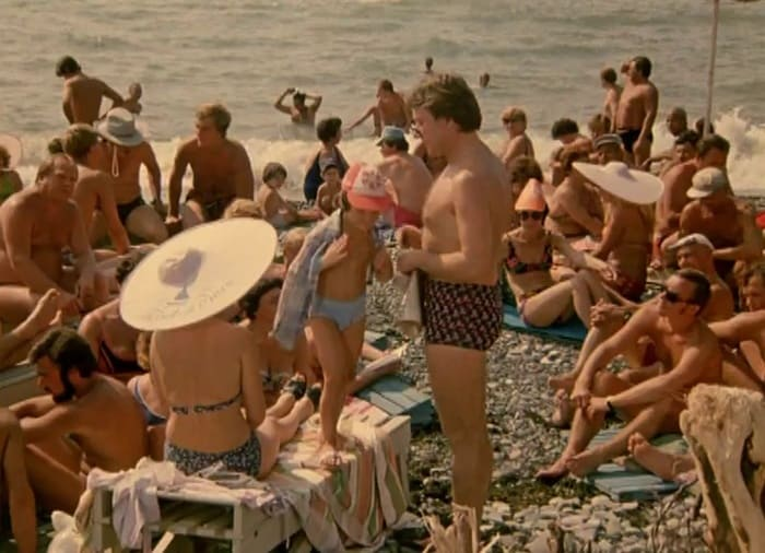 Кадр из фильма *Будьте моим мужем*, 1981 | Фото: pikabu.ru