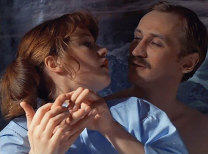 Кадр из фильма *Экипаж*, 1979 | Фото: portal-kultura.ru