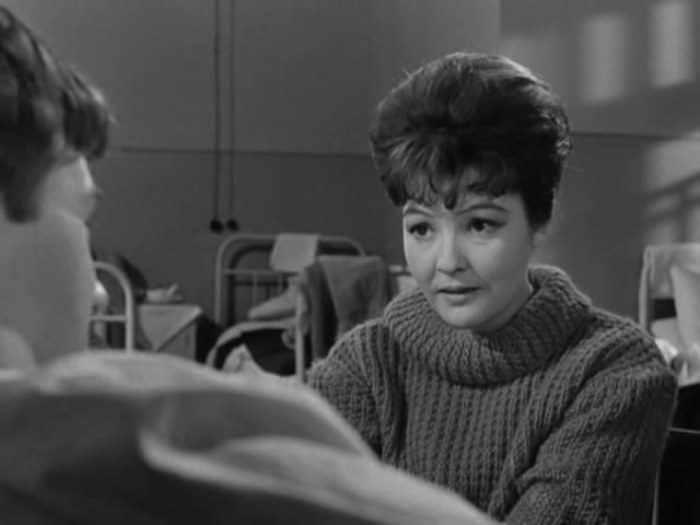 Белла Ахмадулина в фильме *Живет такой парень*, 1964 | Фото: kino-teatr.ru