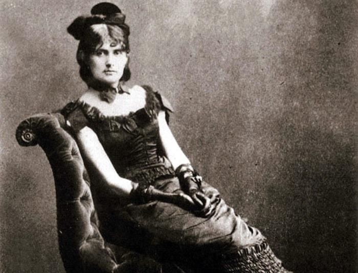 Берта Моризо, начало 1870-х гг. | Фото: liveinternet.ru