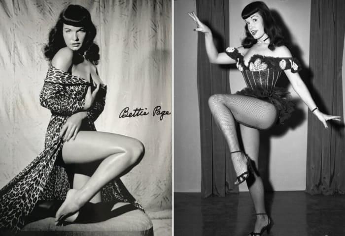 Одна из самых желанных женщин Америки 1950-х гг. | Фото: disgustingmen.com