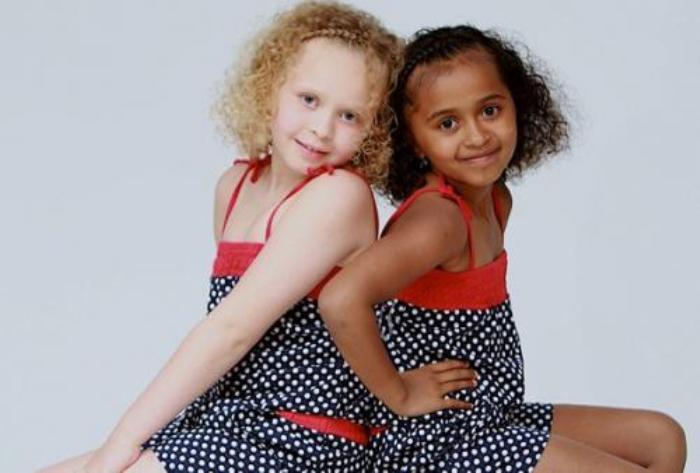 Сестры Киан и Реми Хордер   Фото: pixanews.com