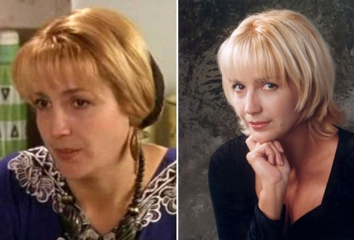 Актриса театра и кино Татьяна Назарова | Фото: kino-teatr.ru и segodnya.ua