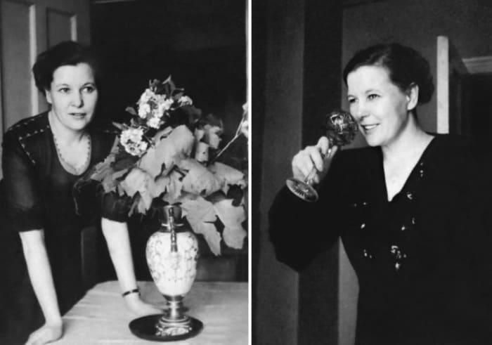 Екатерина Фурцева в 1940-х гг. | Фото: biography.wikireading.ru