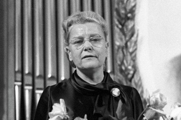 Министр культуры СССР Екатерина Фурцева | Фото: aif.md