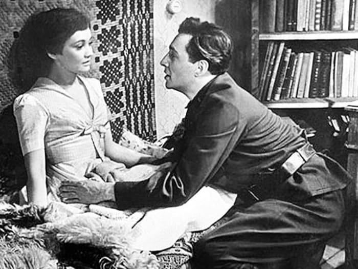 Кадр из фильма *На семи ветрах*, 1962 | Фото: kino-teatr.ru