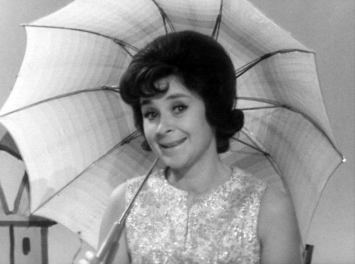 Знаменитая в 1960-х гг. певица Тамара Миансарова | Фото: kino-teatr.ru