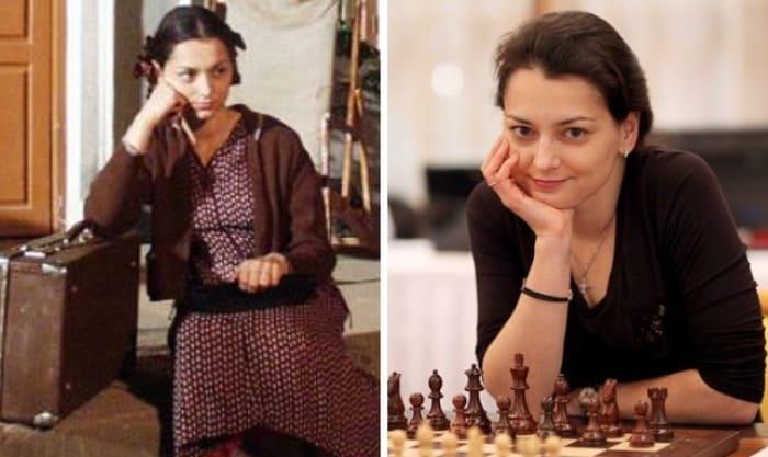 Александра Костенюк тогда и сейчас | Фото: 24smi.org
