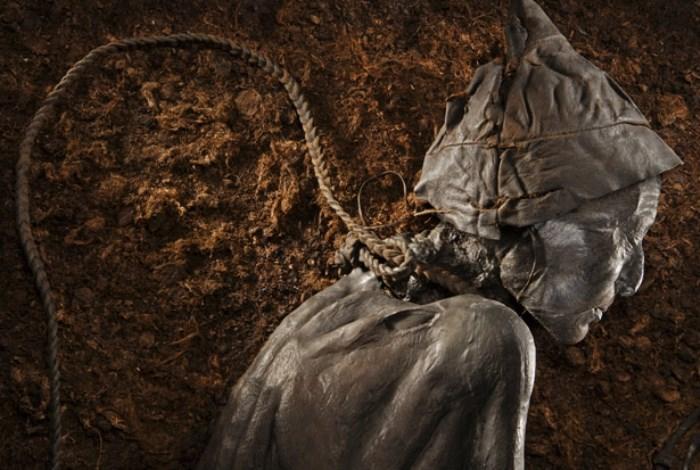 Возраст мумии человека из Толлунда – больше 2 000 лет