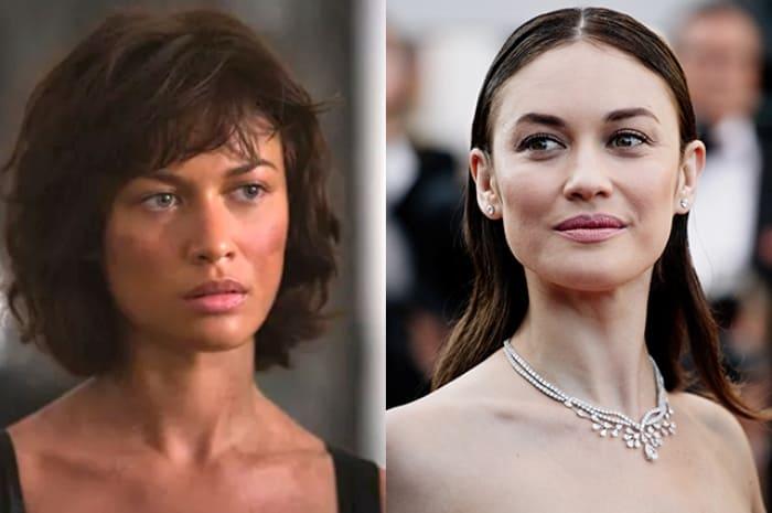 Ольга Куриленко тогда и сейчас | Фото: spletnik.ru