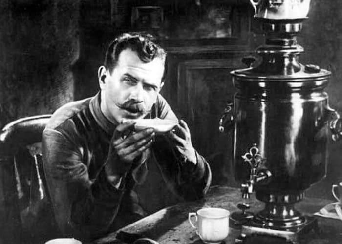 Кадр из фильма *Чапаев*, 1934 | Фото: museikino.ru