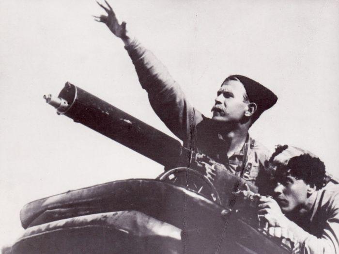 Кадр из фильма *Чапаев*, 1934 | Фото: spbdnevnik.ru