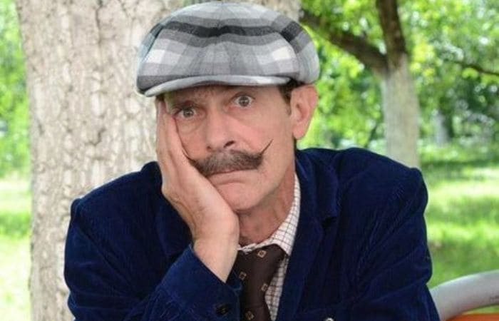 Актер, поэт, драматург Борис Барский | Фото: gordonua.com